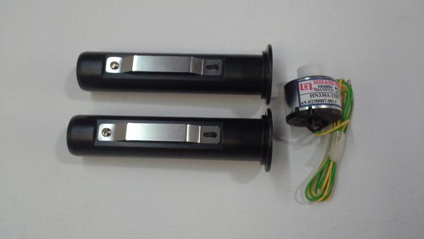 Trục nhựa quấn mực (TSC roller & TSC roller accessories)