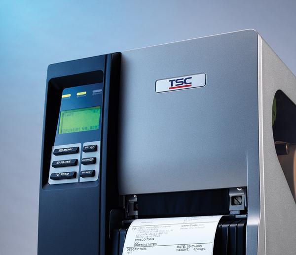 Máy in mã vạch TTP-2410M_246M