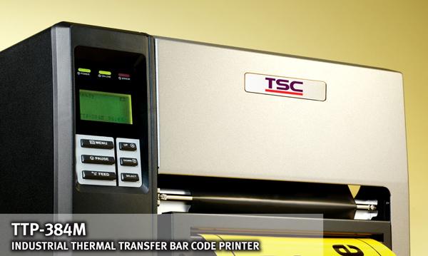 Máy in mã vạch TTP-384M-V2-A